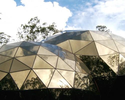 Cúpulas Geodésicas Inhotim