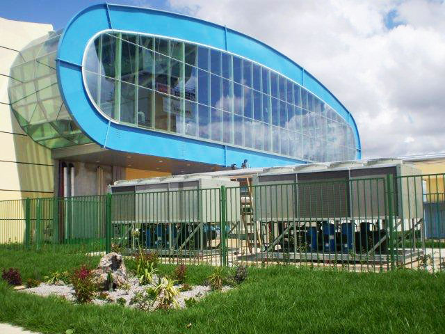 Lubango Airport Angola Avec Design